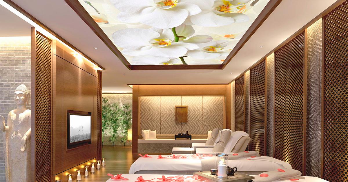 Ремонт потолка, 7 идей для реставрации потолка